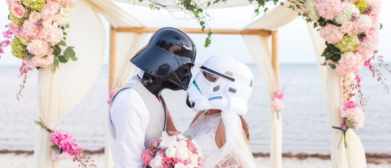 5 Mind-Blowing Unusual Wedding Themes