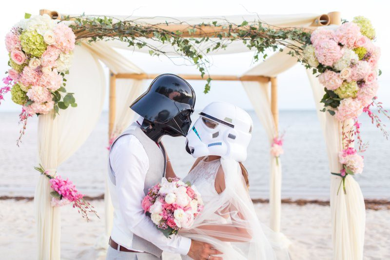 Unusual Wedding Themes
