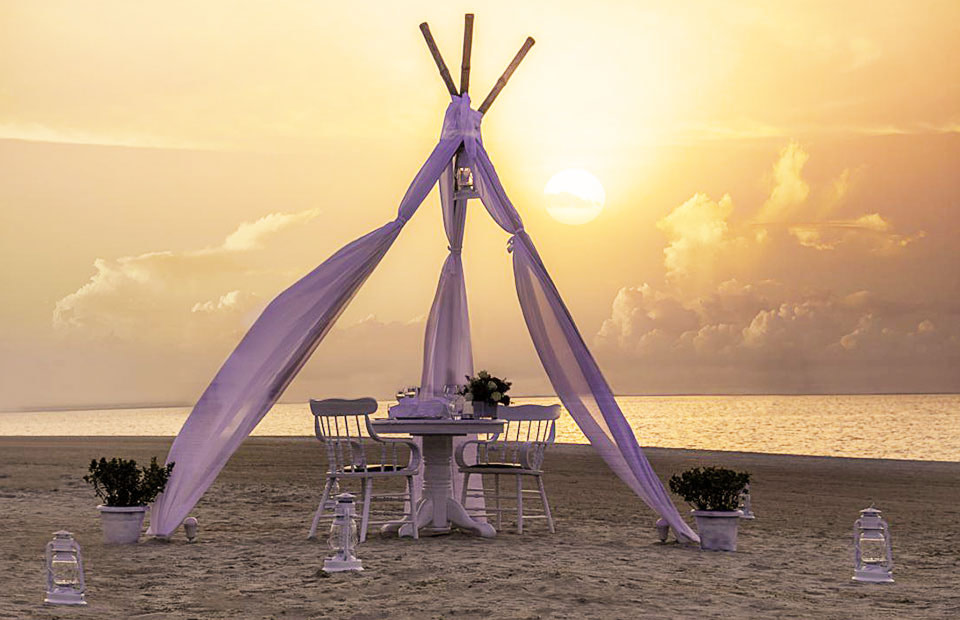 Beach Venue in Crete