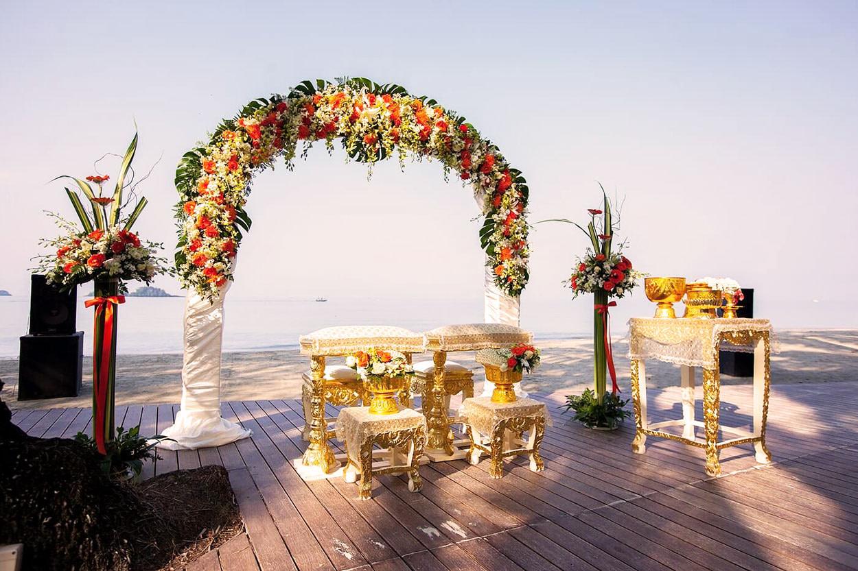 Βουδιστικός Γάμος