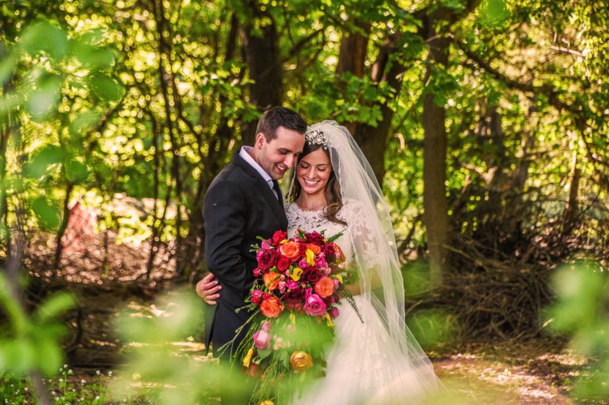 Γάμος σε δάσος