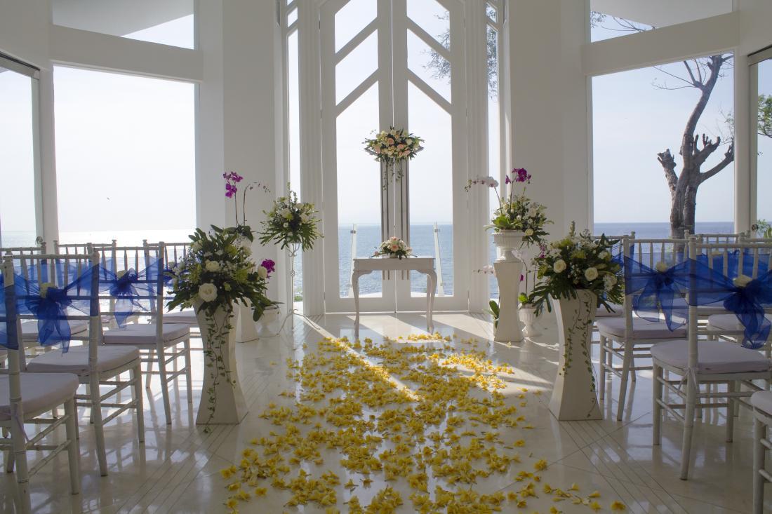 Hotel weddings in Greece