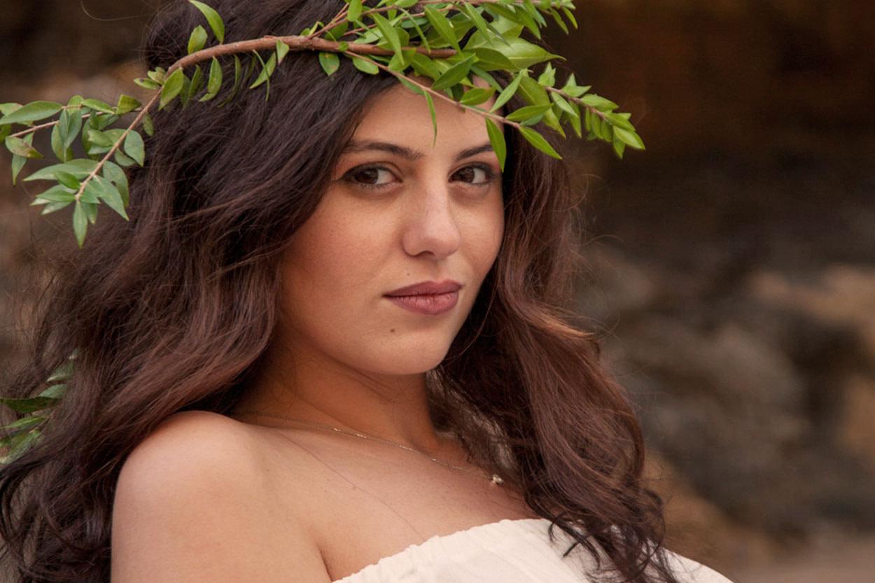 Altgriechische Hochzeit